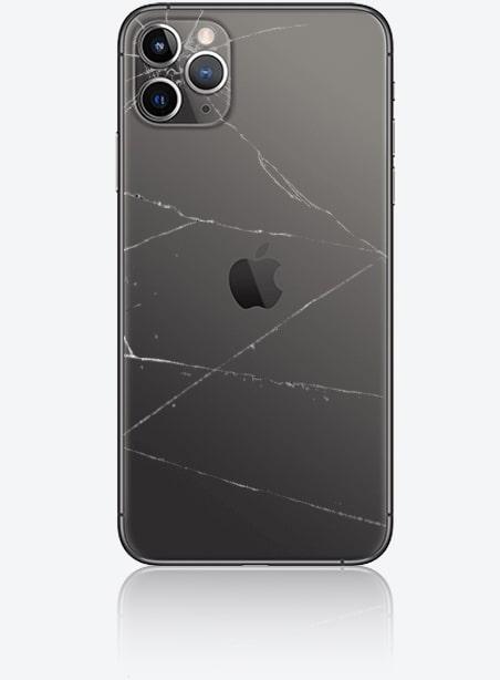 Wymiana tylnej szybki iPhone 11 Pro Gdynia