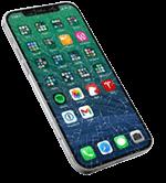Wymiana zbitej szybki iPhone Gdynia