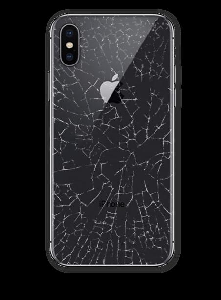 Wymiana tylnej szybki iPhone X XS Gdynia