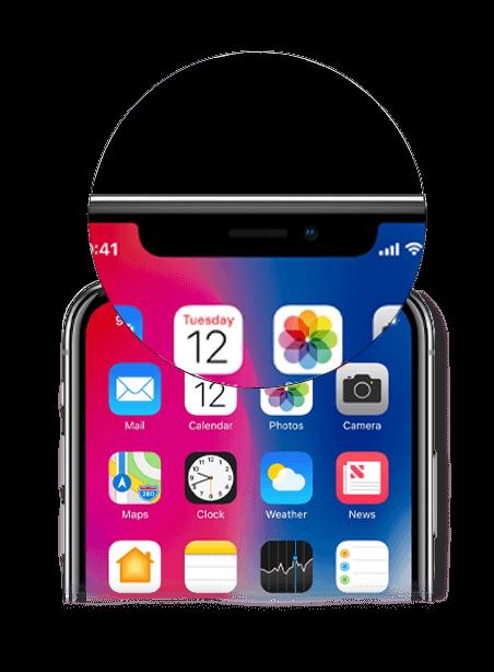 Czyszczenie głośnika iPhone