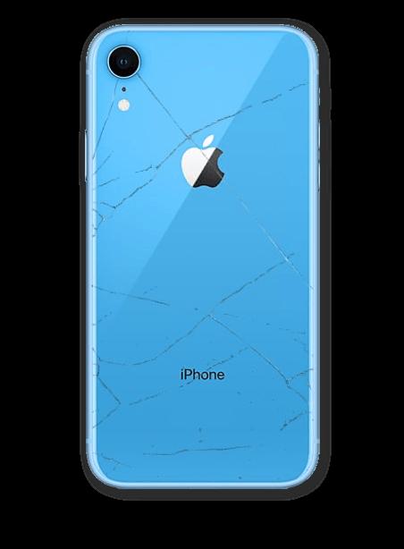 Wymiana tylnej szybki iPhone XR Gdynia