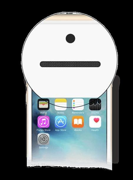 Czyszczenie cichego głośnika iPhone Gdynia