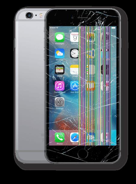 Wymiana ekranu iPhone 6 Plus Gdynia
