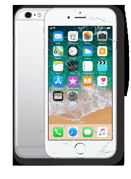 Wymiana zbitej szybki iPhone 6S Gdynia