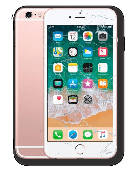 Wymiana zbitej szybki iPhone 6S Plus Gdynia