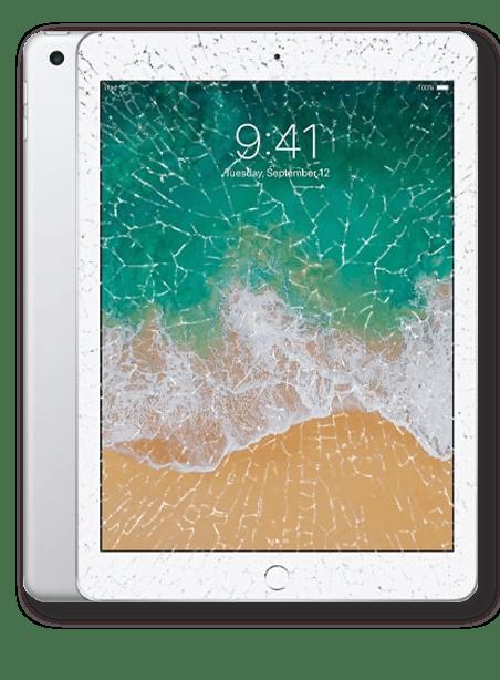 Wymiana zbitej szyby iPad 5 Gdynia