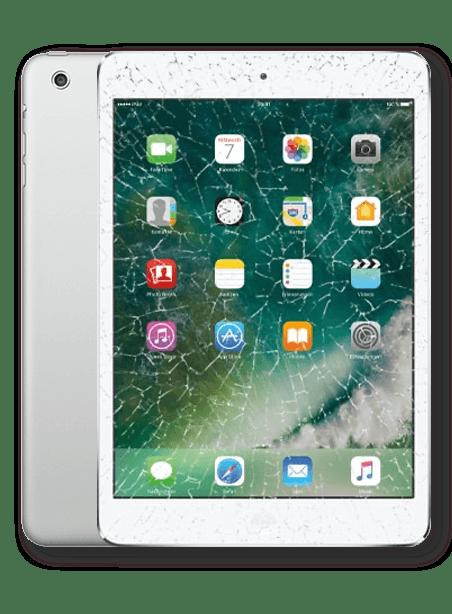 Wymiana zbitej szyby iPad Mini 2