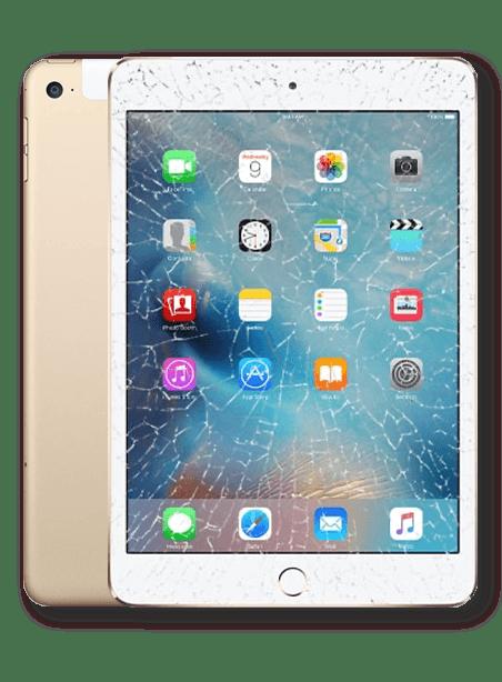 Wymiana zbitej szyby iPad Mini 3 Gdynia