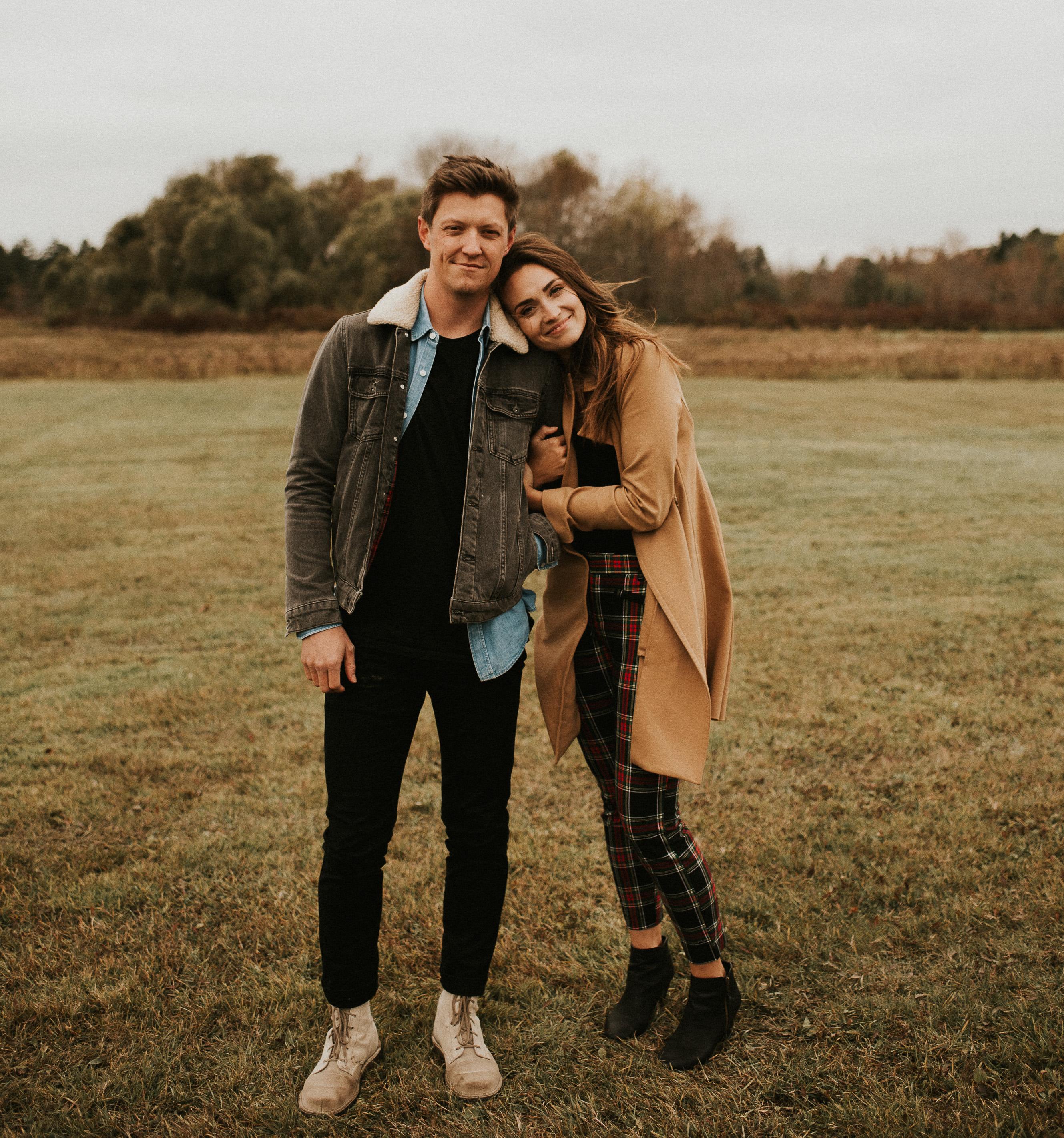 Jon + Elizabeth Strohbusch