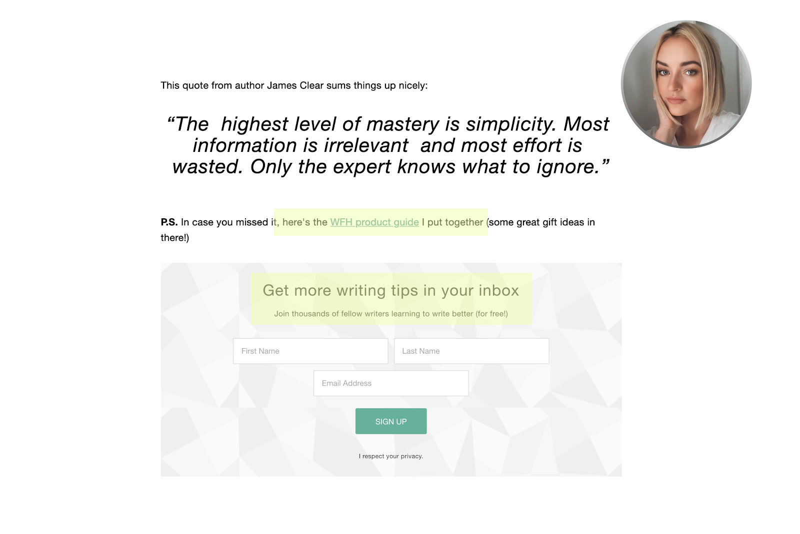 Learn growth loop from Kaleigh Moore.