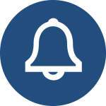Smart Alerts icon from Cox Prosight icon