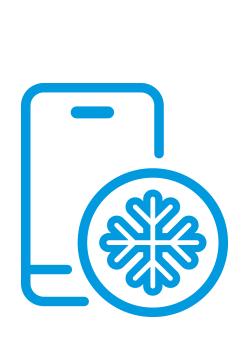 temperature sensitive icon for Cox Prosight