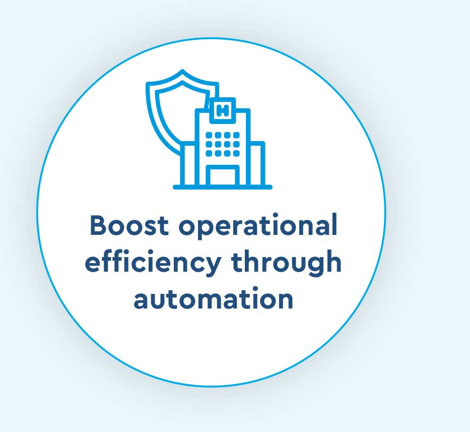 boost operational efficiency through automation icon for Cox Prosight