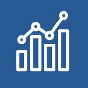 Analytics icon from Cox Prosight