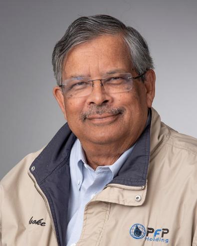 Asoke Deysarkar, Owner   PfP Industries