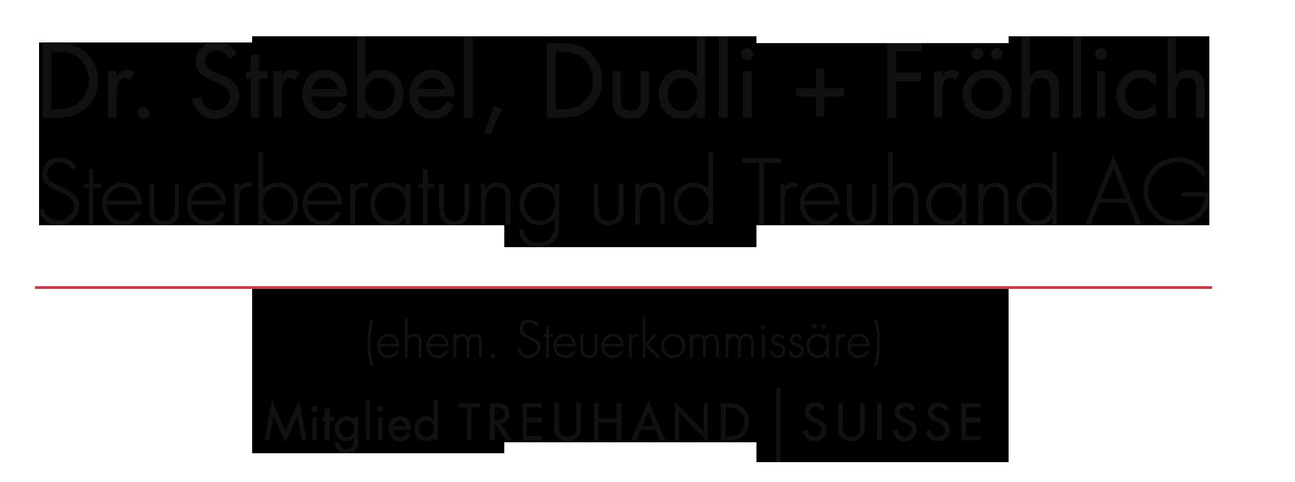 Dr. Strebel, Dudli und Fröhlich