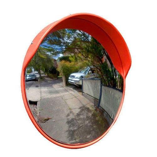 kaca cembung jalan tikungan convex mirror