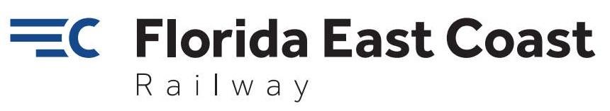 Florida East Cost Railway Logo