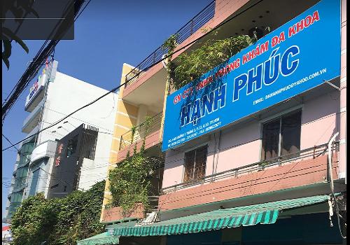 Phòng khám đa khoa Hạnh Phúc - 424 Đường 3/2, Phường 12, Quận 10, Thành phố Hồ Chí Minh