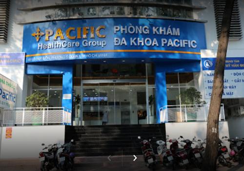 Phòng khám Đa khoa Pacific - 4B Lê Quý Đôn, Phường 6, Quận 3, Thành phố Hồ Chí Minh