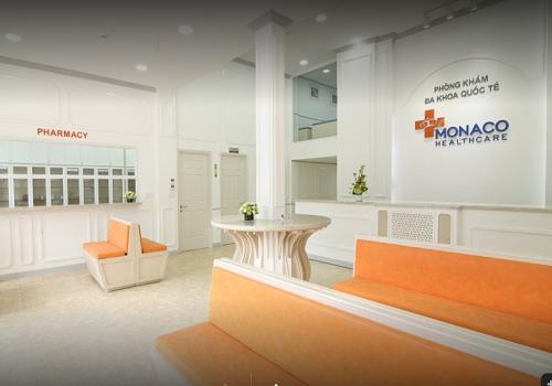 Phòng khám đa khoa quốc tế Monaco Healthcare - 493 Điện Biên Phủ, Phường 3, Quận 3