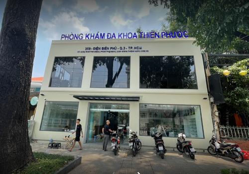 Phòng Khám Đa Khoa Thiên Phước - 269 Điện Biên Phủ, Phường 7, Quận 3