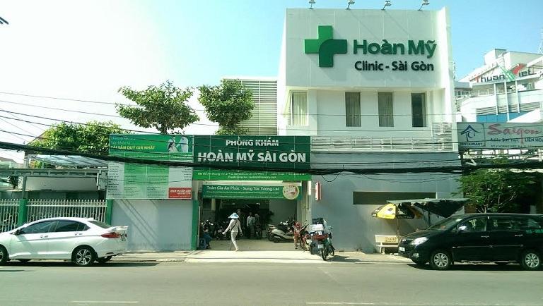 Phòng Khám Hoàn Mỹ Sài Gòn - 4A Hoàng Việt, Phường 4, Quận Tân Bình