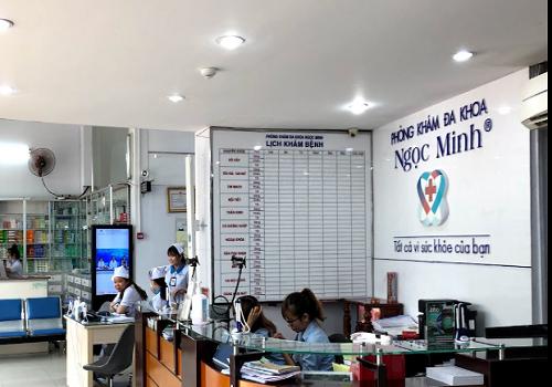 Phòng Khám Ngọc Minh - 20-22 Lãnh Binh Thăng, Phường 12, Quận 11