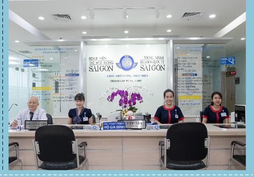Bệnh Viện Tai Mũi Họng Sài Gòn - 1-3 Trịnh Văn Cấn, Phường Cầu Ông Lãnh, Quận 1