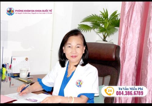 Phòng khám phụ khoa bác sĩ Vũ Thị Thanh Dung - 221 Nguyễn Thị Minh Khai