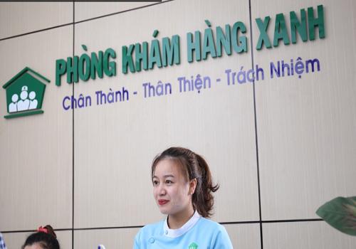 Phòng khám Đa khoa Quốc tế Hàng Xanh - 395 Điện Biên Phủ, Phường 25, Bình Thạnh