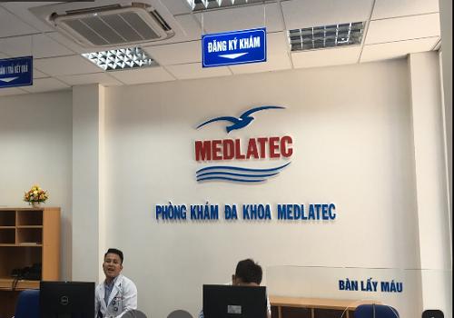 Phòng khám Đa khoa MEDLATEC Sài Gòn - 98 Thích Quảng Đức, Phường 5, Phú Nhuận