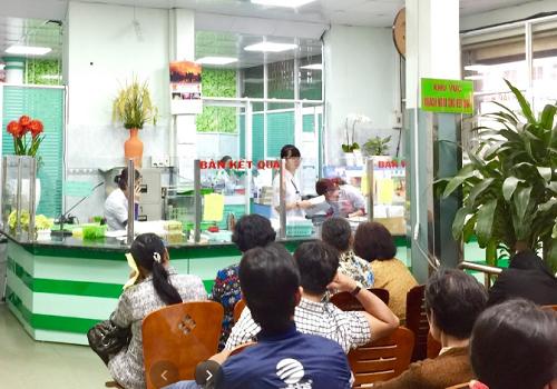 Phòng Khám 548 - 546-550 Nguyễn Chí Thanh, Phường 7, Quận 11