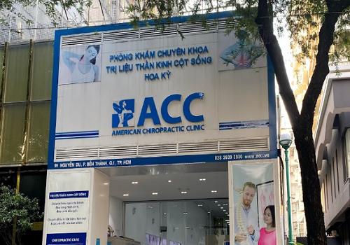 Phòng Khám ACC - 99 Nguyễn Du, Quận 1, Thành phố Hồ Chí Minh