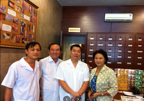 Phòng Khám Đông Y Bảo Thanh Đường - 210 Lê Lai, Phường Phạm Ngũ Lão, Quận 1