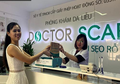 Phòng Khám Da Liễu Doctor Scar -  SS1N, Hồng Lĩnh, Phường 15, Quận 10