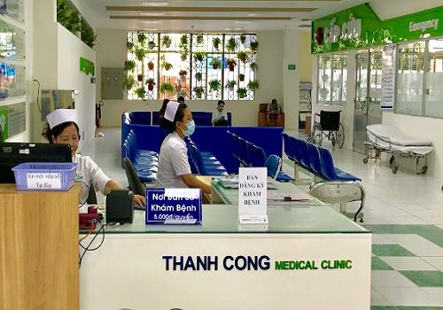 Phòng Khám Đa Khoa Thành Công - 36 đường CN 4, Tây Thạnh, Tân Phú