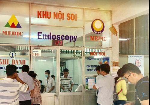 Trung tâm chẩn đoán Y khoa Medic - 254 Hoà Hảo, Phường 4, Quận 10