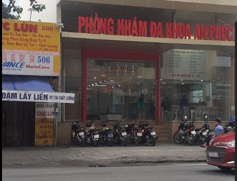 Phòng khám đa khoa An Phúc - 504 Nguyễn Chí Thanh, Phường 7, Quận 10