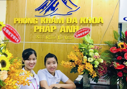 Phòng khám Đa khoa Pháp Anh - 224-226 Nguyễn Duy Dương, Phường 4, Quận 10