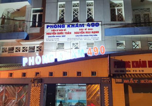 Phòng Khám Chuyên Khoa 490 - 490 Vĩnh Viễn, Phường 5, Quận 10
