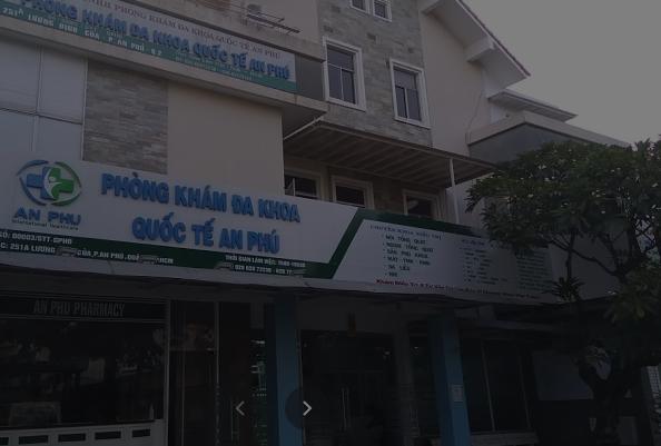 Phòng khám đa khoa quốc tế An Phú - 251A Lương Định Của, An Phú, Quận 2