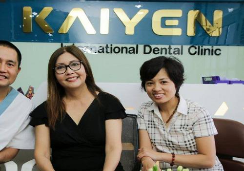 Nha khoa Quốc tế KaiYen - số 99 Đường Trần Não, P. Bình An, Quận 2