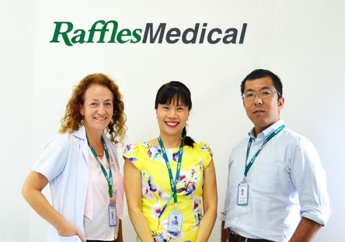 Phòng khám Raffles Medical - 167A Nam Kỳ Khởi Nghĩa, Phường 7, Quận 3