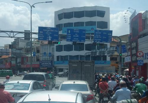 Ngã tư Phú Nhuận Phường 3, Phú Nhuận