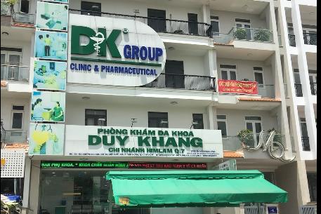 Phòng Khám Đa Khoa Duy Khang - 51-53 Đường D4, Tân Hưng, Quận 7