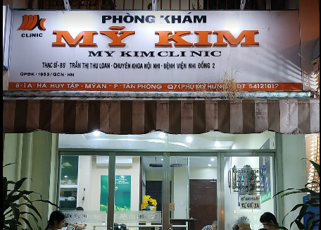 Phòng Khám Mỹ Kim - 8-1A Hà Huy Tập, Tân Phong, Quận 7