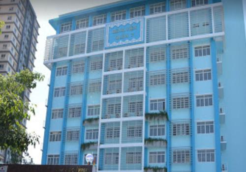 Bênh viện Quận 7 - 101 Nguyễn Thị Thập, Tân Phú, Quận 7