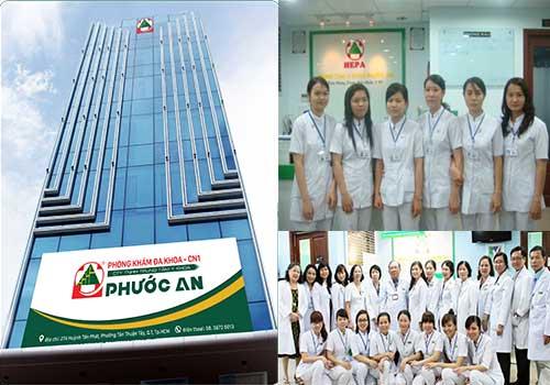 Y Khoa Phước An 1 - 274 Huỳnh Tấn Phát, Tân Thuận Tây, Quận 7
