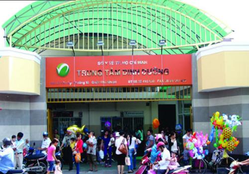 Trung Tâm Dinh Dưỡng TPHCM - 180 Lê Văn Sỹ, Phường 10, Phú Nhuận
